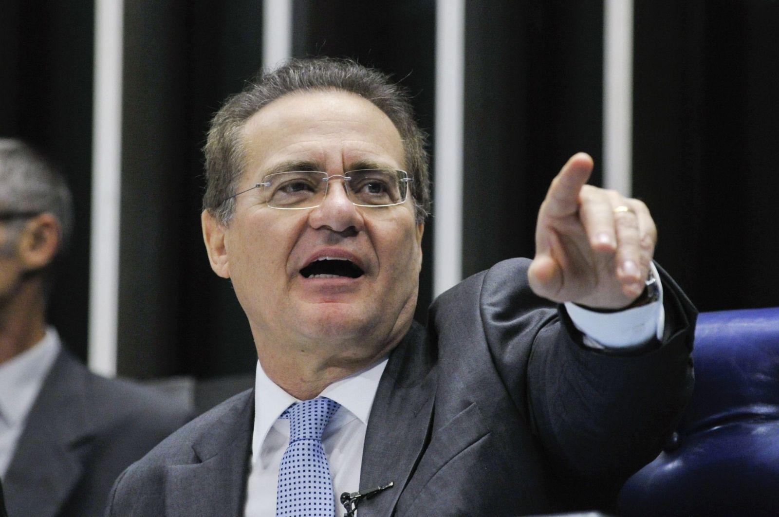 Renan: 'Nenhuma democracia merece isso'