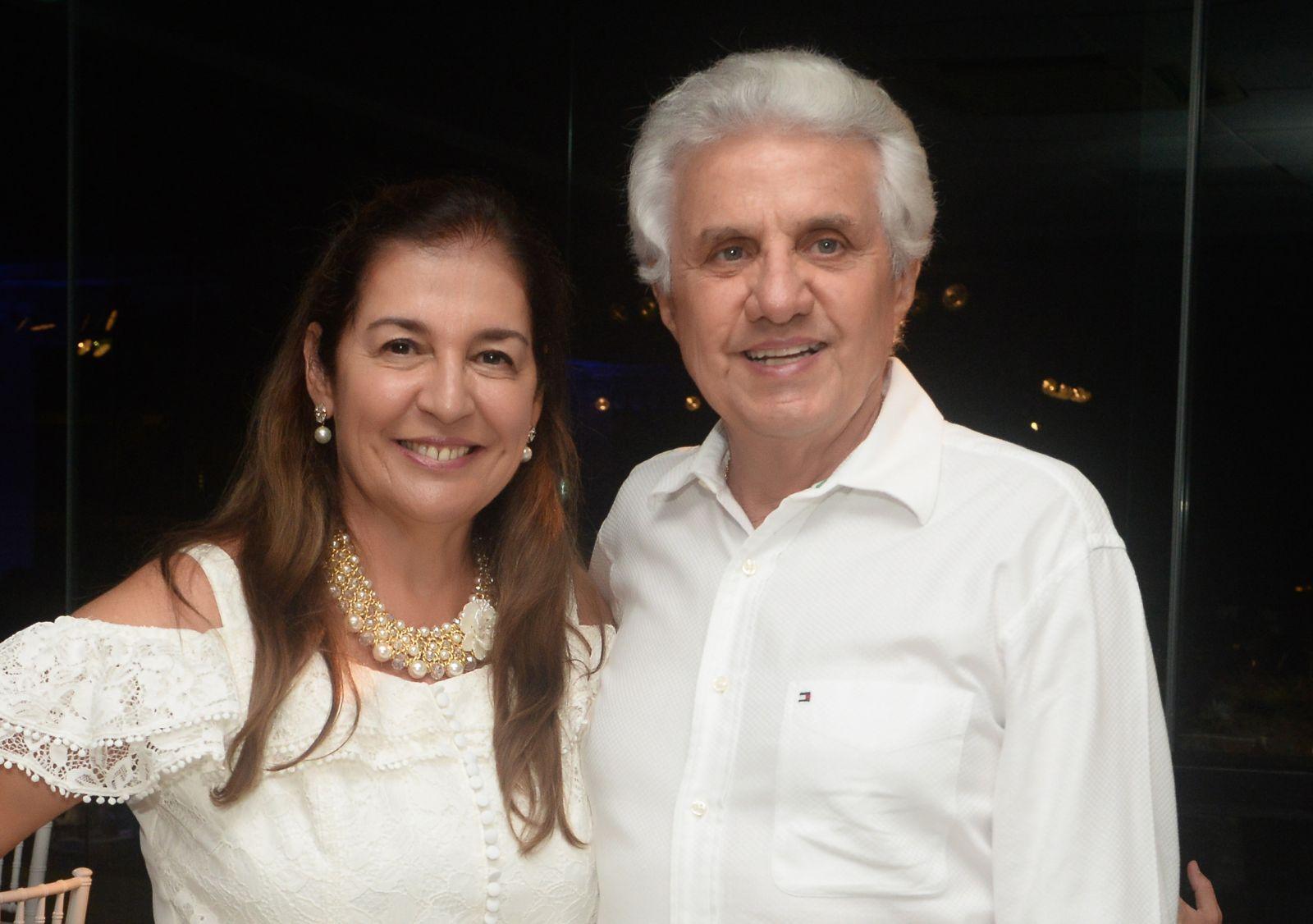 Ricardo Gaban e Elide Gaban é o casal destaque de hoje dia dos namorados