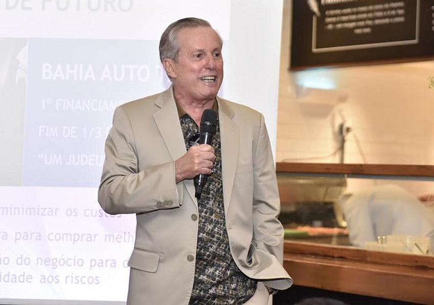 O Empresário Luiz Mendonça Filho E Sua Falação Na Sexta Edição Do Almoço De Negócio De 2019