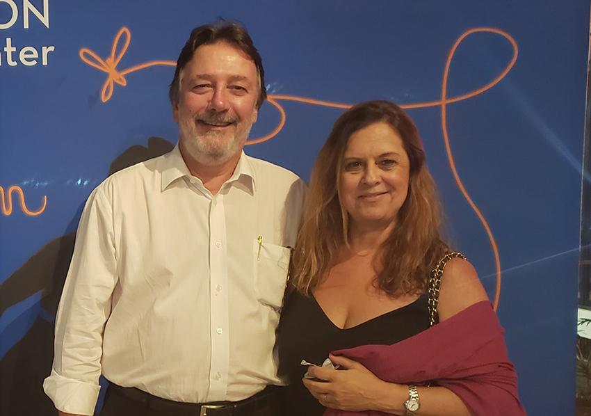 A advogada, Carina Batalha, assessora do TJ/Ba., cumpre a tradição de todos os anos, curtindo o carnaval no Rio de Janeiro