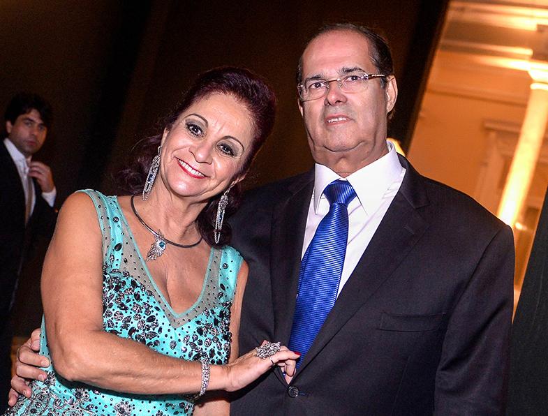 Moema e Paulo Cesar Ribeiro e o casal destaque de hoje dia 07 de janeiro de 2019. Ver mais...