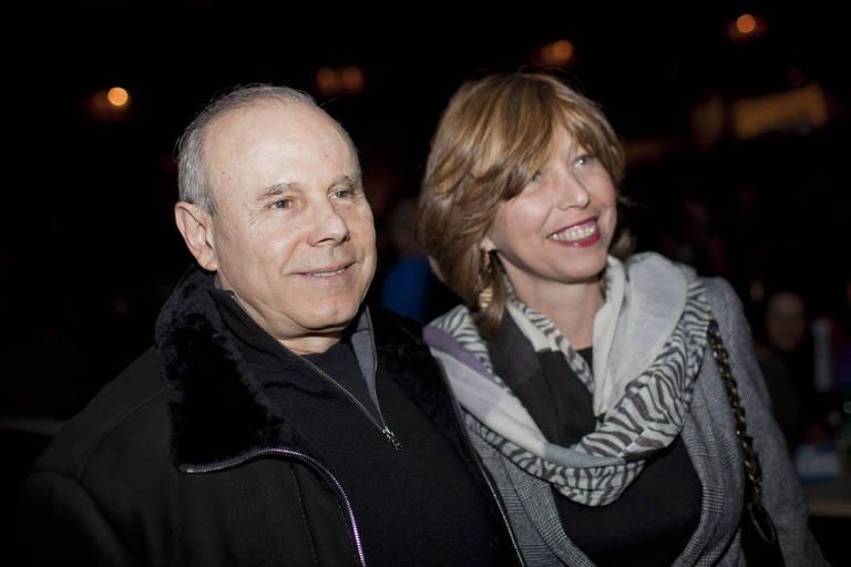 Morre aos 56 anos Eliane Berger esposa do ex- ministro Guido Mantega