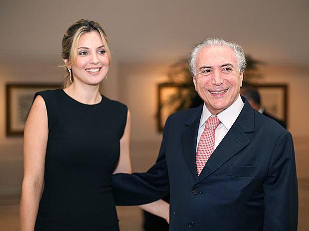 Michel Temer vai passar o réveillon em Salvador com a esposa e filhos