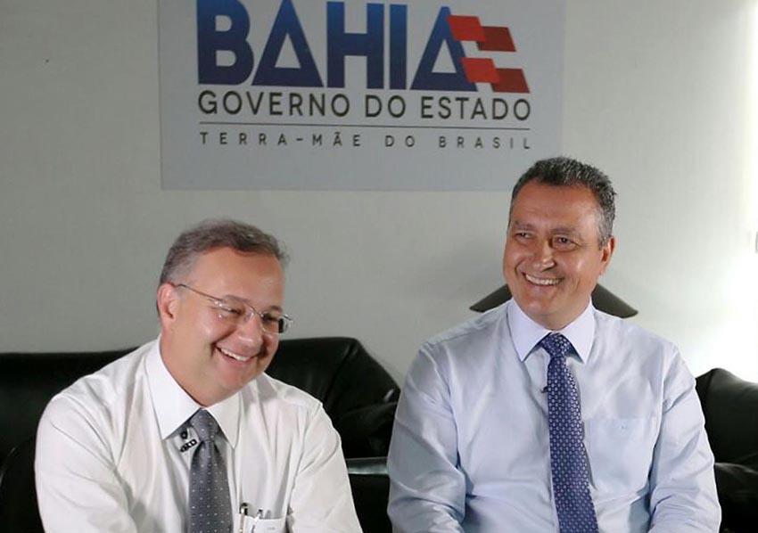 Rui Costa e Fábio Vilas-Boas estarão amanha(21) em Brumado para inaugurar a reforma do HMN, e mais 20 novos leitos.