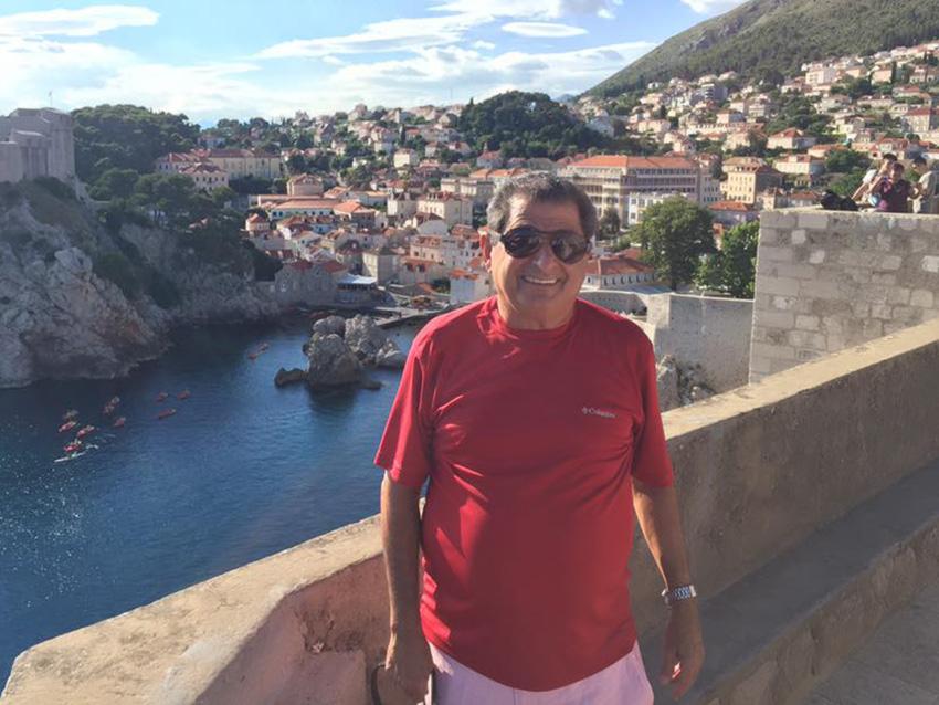 Fernanda Lemos chega dia 12 da Austrália, onde foi aperfeiçoar o seu inglês, o qual já era bom, agora ela fala fluentemente