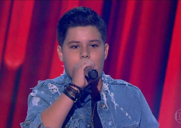 Ex-participante do 'The Voice Kids' é morto a tiros