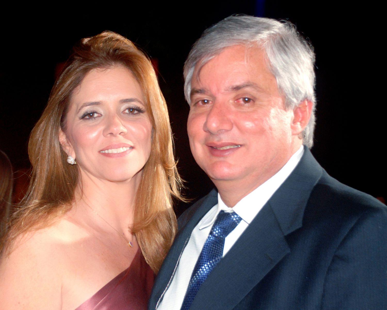 Cristina e Roberto Alban o casal destaque de hoje dia 16 de abril 2020