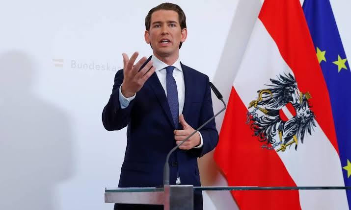 Viva o primeiro Ministro da Áustria Sebastean Kurs. Ver porque.