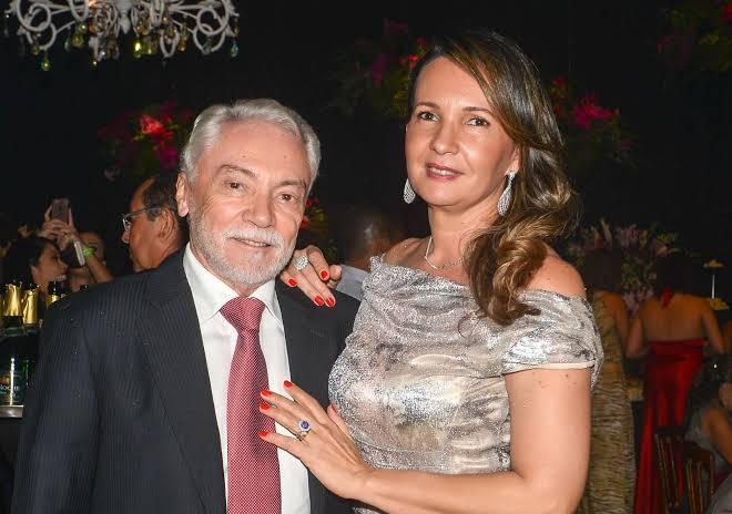 O Mastologista João Soares e Sida escolheram passar o Natal em Salvador com a família