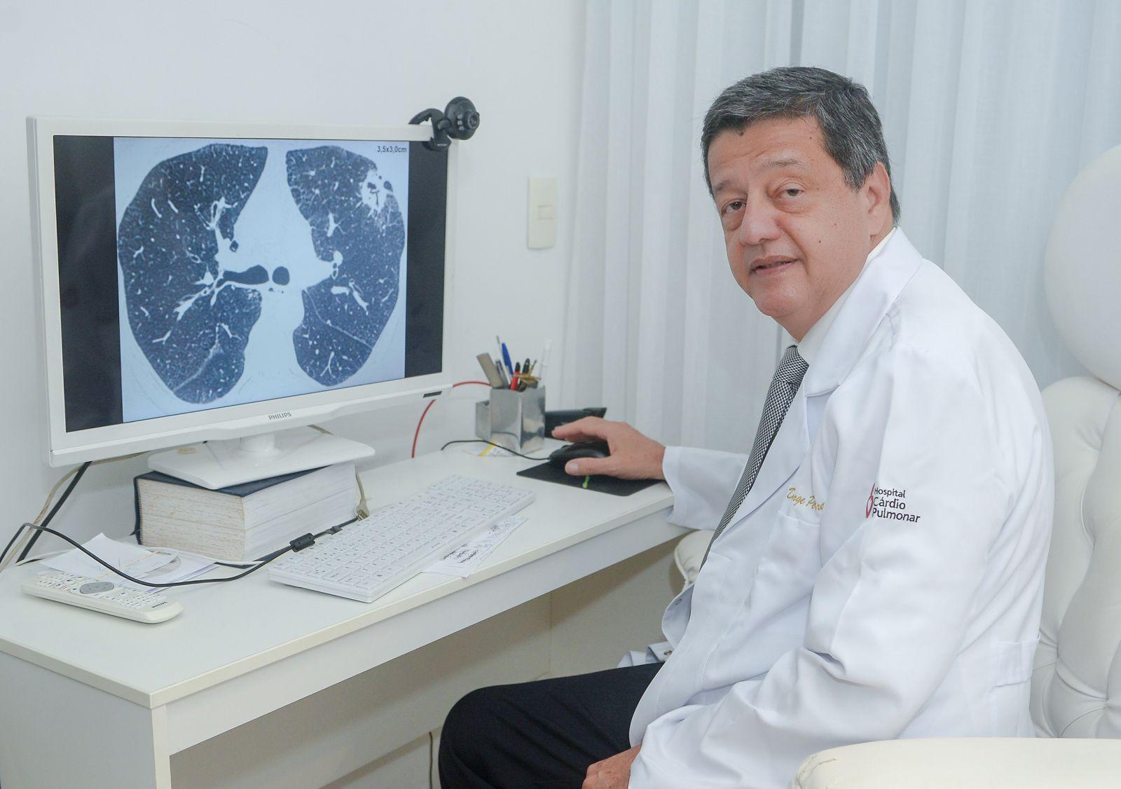 Dr. Jorge Pereira é o destaque pneumologista de hoje dia 04 de agosto. Ver mais..