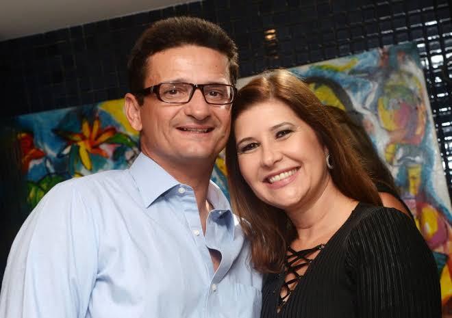 Lívia e o Advogado Marcelo Nogueira Reis estão passando o Natal com Regina e Antonio Nogueira Reis, Reveillon em Itacimirim