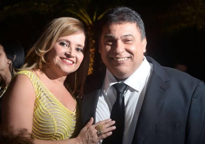 Cristina David e Washington Santanna confirmaram presença no Feijoada ao Mar dia 01/02 no Cerimonial Villa São José