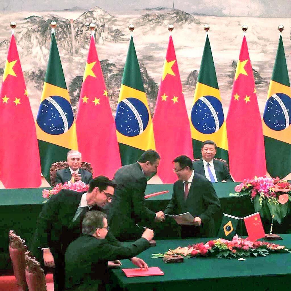 Com essa viagem à China, eu Rui Costa, estou determinados em colocar a Bahia num novo patamar de atração e de investimentos.