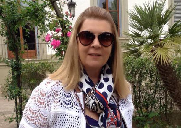 Tereza Cristina Mello a nobre aniversariante de hoje 01 de setembro