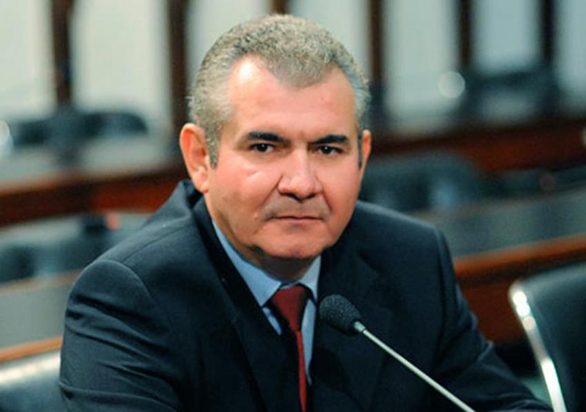 Deputado Ângelo Coronel amanheceu de luto hoje (12) com a morte do seu pai Orlando Martins nesta manha de terça-feira