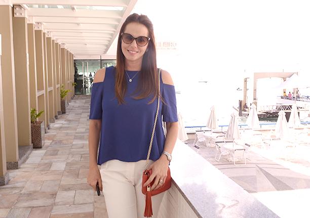 Cristiane Urmennyi a nova presidente da Fundação Pequeno Príncipe, está organizando um bingo para o dia 26 no Yacht