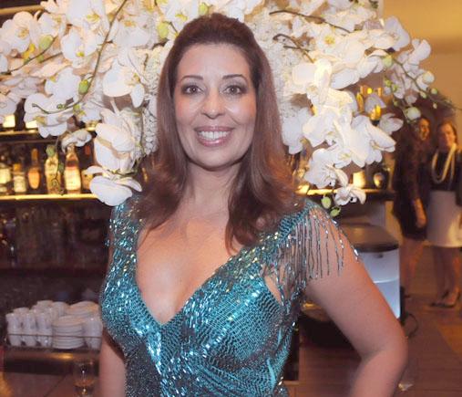 Moema Pitanga a aniversariante, preferiu comemorar o seu aniversário este amo, em viagem very special