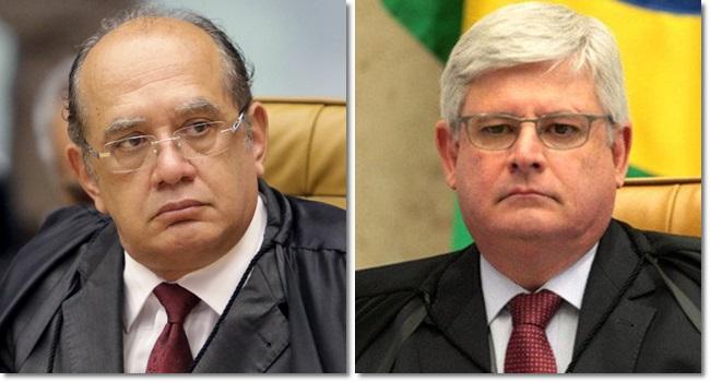 O ministro do Supremo Tribunal Federal (STF) afirmou nesta segunda-feira (7) que Janot é o procurador-geral mais desqualificado da história.