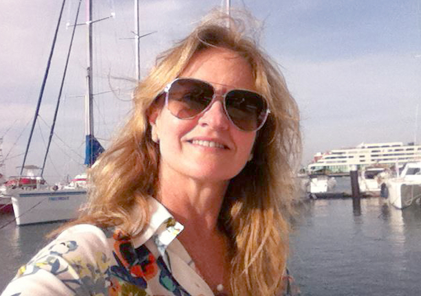 Verônica Machado Cunha Guedes a destacada aniversariante do mês e agosto