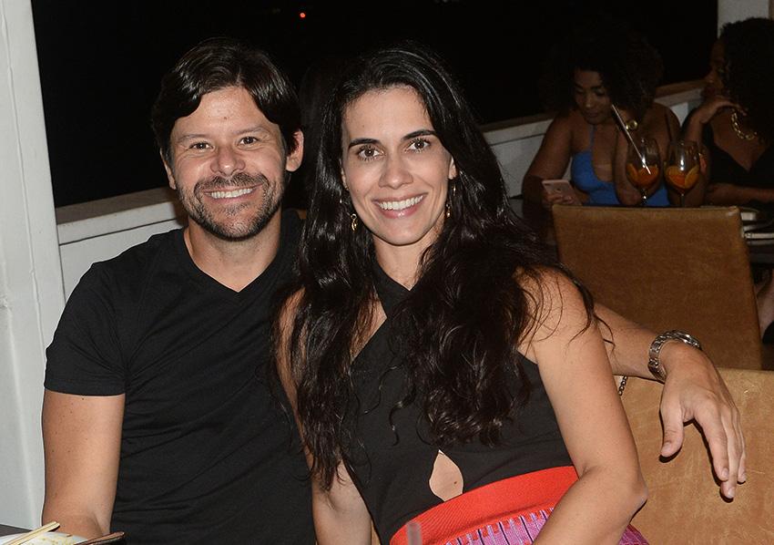 Ana Carolina e Flávio Brito o casal very special do dia 02 de janeiro de 2021, jantando no restaurante Soho
