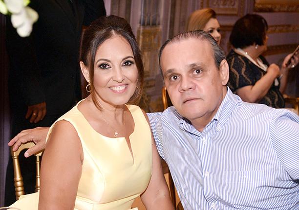 Florinda e João Meireles o casal destaque deste sábado 20 de janeiro de 2018