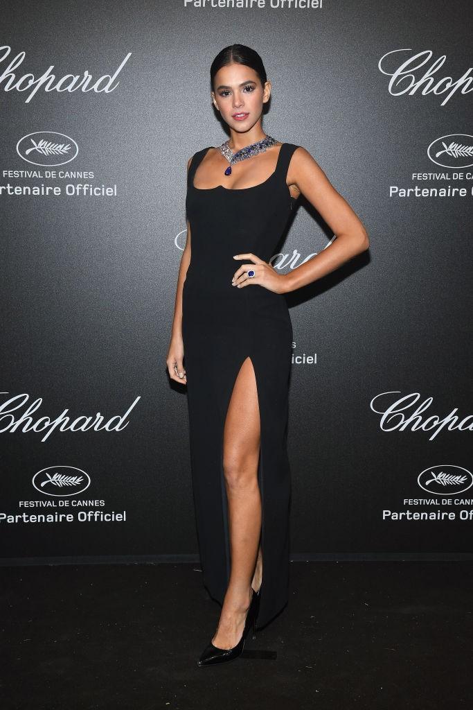 Marquezine arrasa em Cannes com colar de  R$ 3 milhões