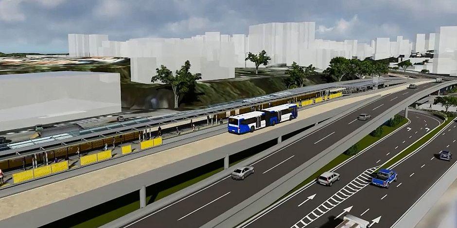 Salvador planeja sete linhas de BRT até 2025. (Veja o que o editor deste site acha)