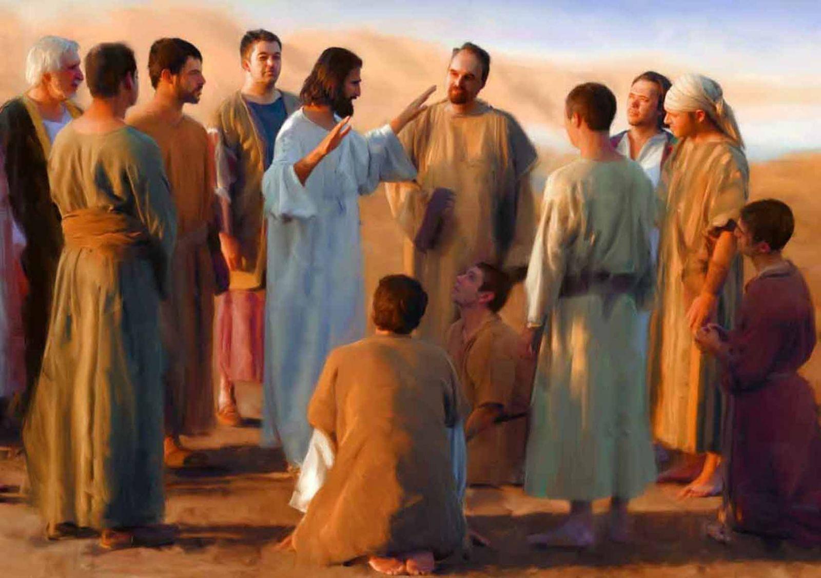 João 5;17. Disse Jesus: O meu Pai trabalha até agora e eu também trabalho. Por que Jesus não incluiu o Espírito Santo? Veja...