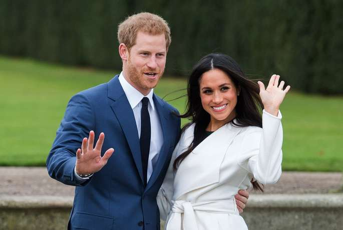 Principe Harry e Meghan se Casam na Inglaterra, it was a very special ceremony.