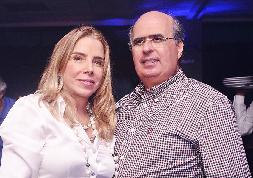 Eliane e Eugênio Carvalho é o casal destaque de hoje dia 25 de outubro de 2018