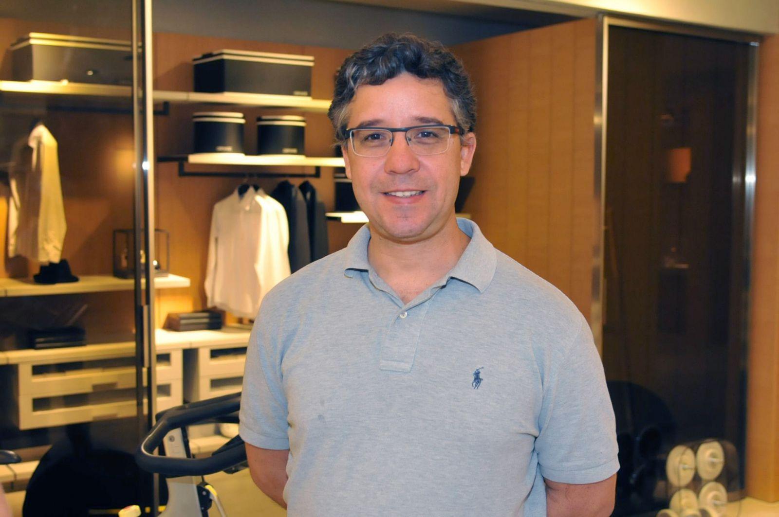 José Marcelino o nobre arquiteto de interiores é o very special aniversariante de hoje