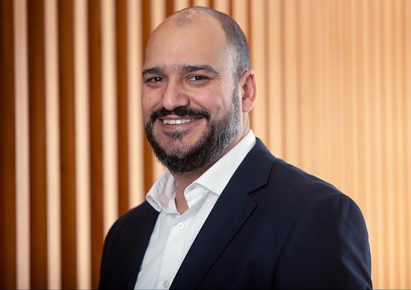 O engenheiro químico Gilfranque Leite é o novo diretor global de Inovação e Tecnologia da Braskem.