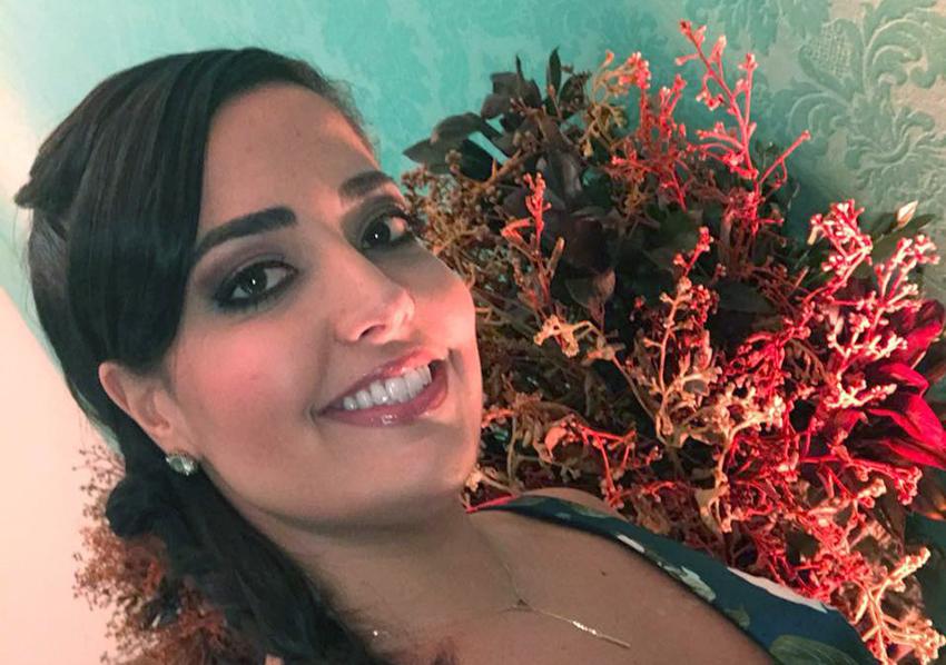 Fernanda Abib a aniversariante do último dia 21, é o destaque advocatício de hoje 25 de julho