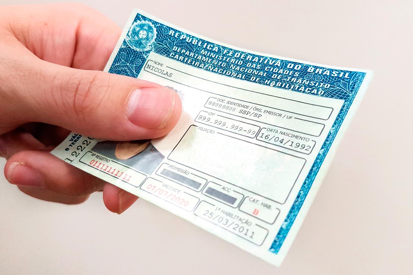 Saiba como tirar carteira de habilitação gratuita