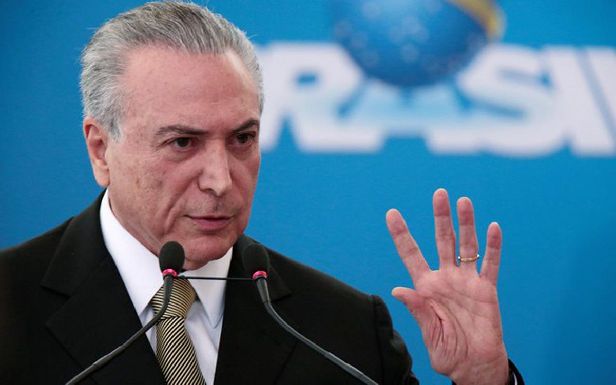 STF prorroga mais uma vez inquérito que investiga o presidente Temer