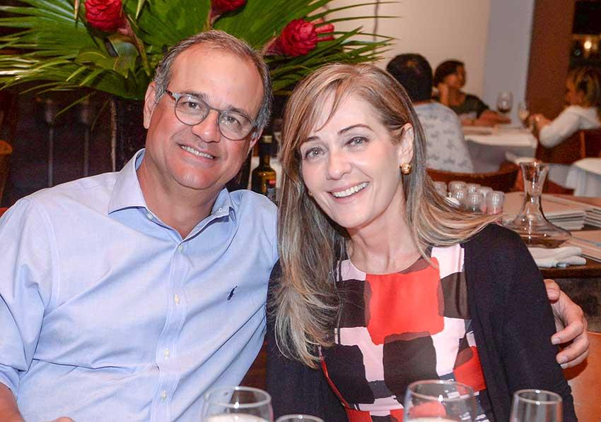 O Engenheiro Mário Mendonça e Maria Alice é o casal destaque de hoje 20 de agosto