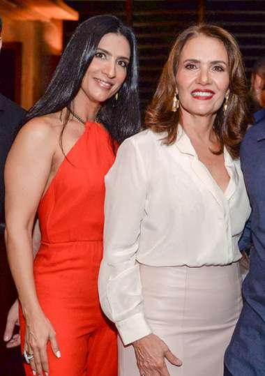 Karine e Conceição Queiroz o destaque mulher profissional de hoje 11 de setembro de 2018. Ver mais...