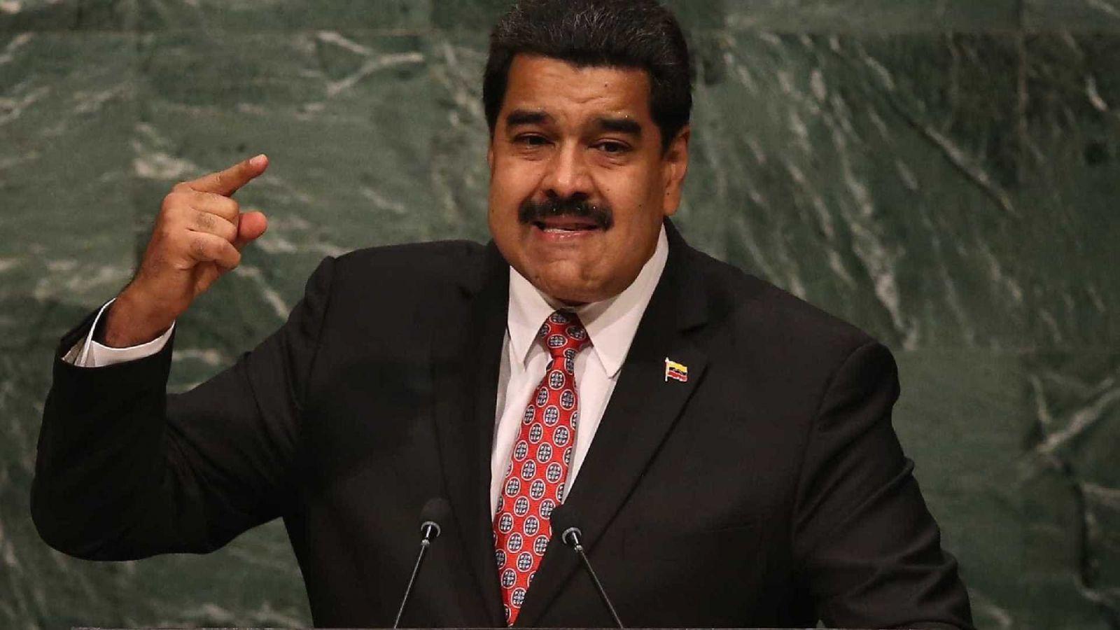 Maduro presidente da Venezuela convida eleitores do PT para morar na Venezuela caso Bolsonaro seja eleito. Veja...