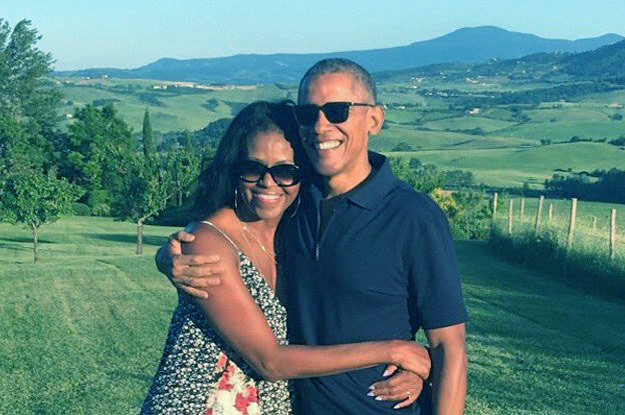 People Love The Way Barack And Michelle Obama Wished Each Other A Happy Valentine's Day Love them.