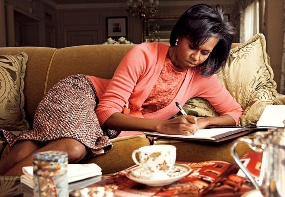 Michelle Obama lança livro de memórias em novembro