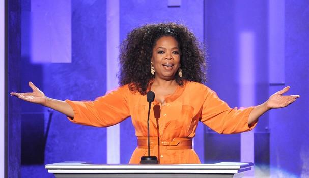 Oprah Winfrey já recebeu proposta de um milhão de dólares para disputar a presidência dos EUA