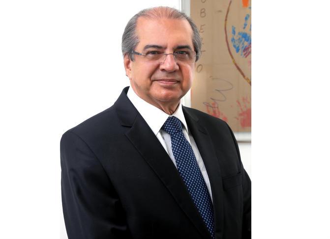 Roberto Sá Menezes provedor da Santa Casa da Bahia, receberá premiação dos 100 mais influentes da saúde em 2017