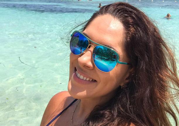Sheila Varela a nobre aniversariante de hoje dia 14 de março