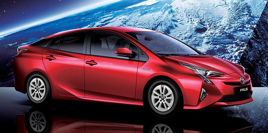 Toyota lança o carro mais econômico do Brasil, o Prius 2018 a gasolina e elétrico ao mesmo tempo.Ver mais...