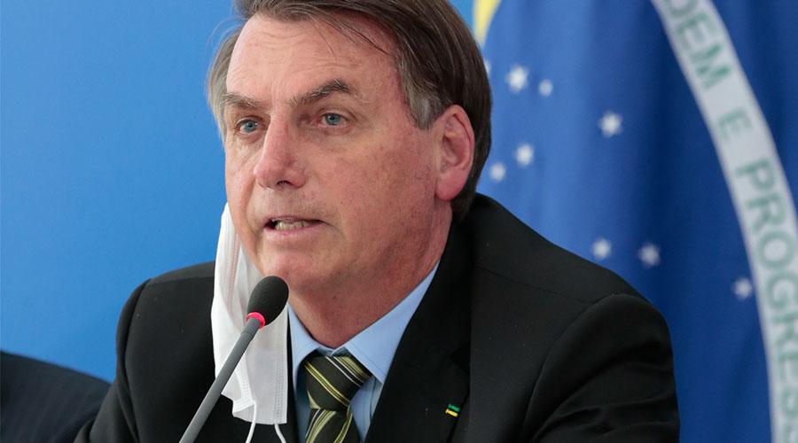 Bolsonaro diz que Brasil é criticado de forma injusta,só porque é uma potência no agronegócio. Ver mais...