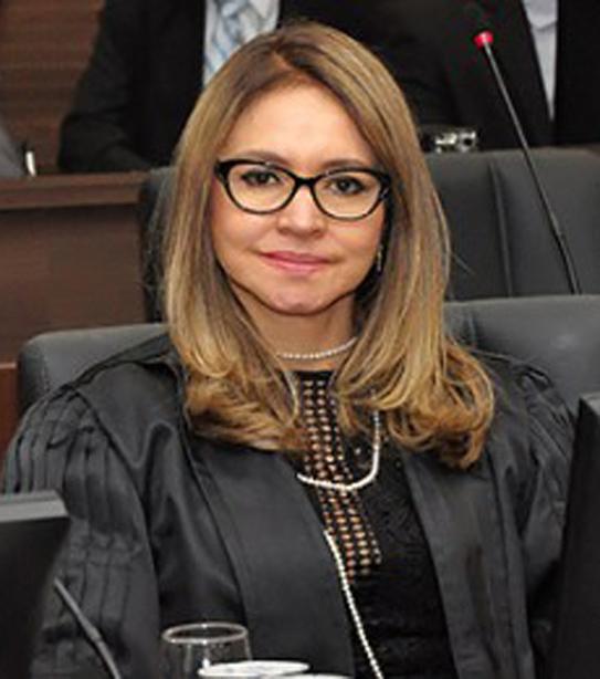 Desembargadora Carmem Lúcia Pinheiro foi eleita juíza TRE