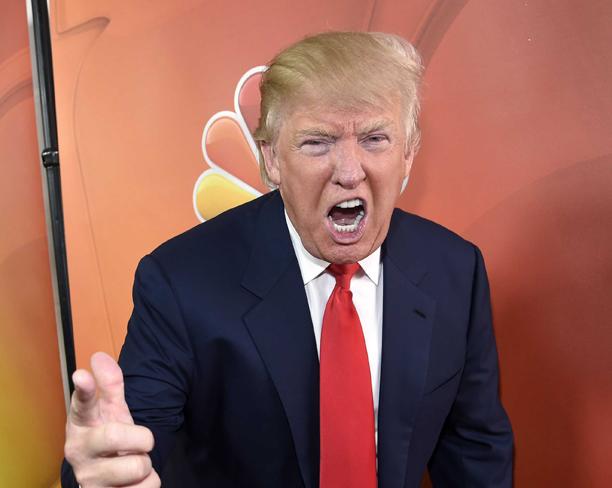 'EUA devem voltar a ganhar guerras', declara Trump