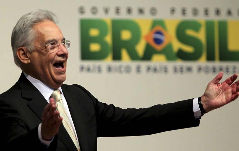 Fernando Henrique Cardoso 'se Temer cair, deve haver eleições diretas'