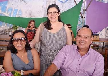 Gismalha e Milena Marcelino e João Sérgio Torres em fotos de Valterio