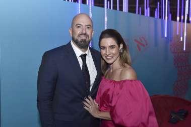 Mauricio e Manuela Lins